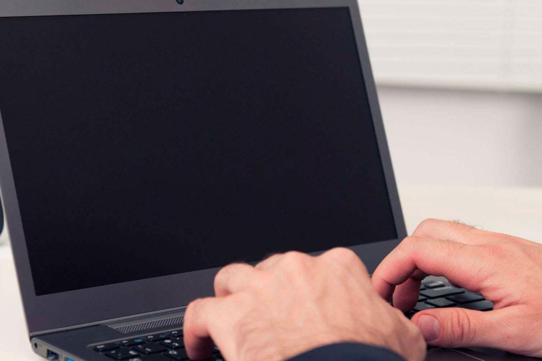 Не включается ноутбук - черный экран
